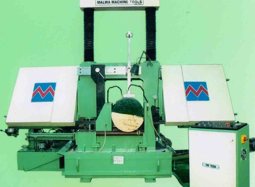 700 TCSA Semi Automatic Band Saw Machine