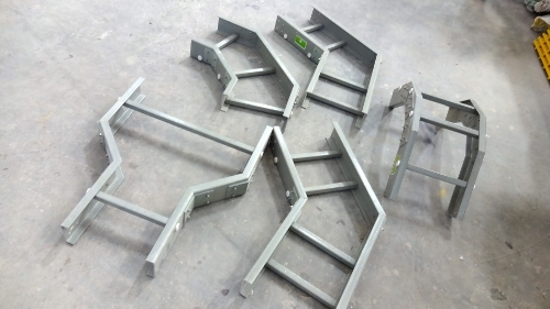 FRP Cable Tray Accessories