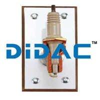 Spark Plug Cutaway