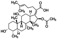 Fusidic acid for peak identification