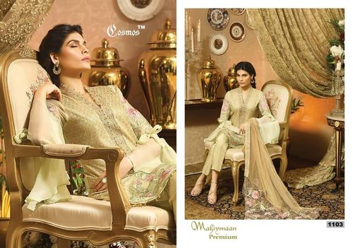 Designer Party Wear Exclusive Salwar Kameez
