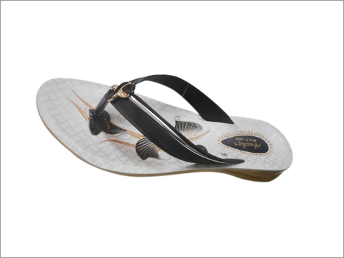 Ladies Flower Chappal