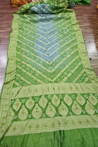 Bandhani Fancy Sarees
