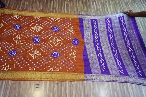 Bandhani Daily Wear Sarees