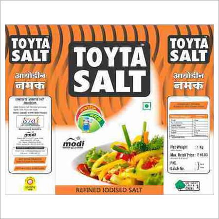Toyta Iodized Salt