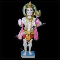 Marble Hanumaan Statue & Moorti