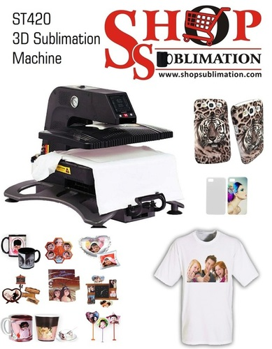 St420 Sublimation Machine