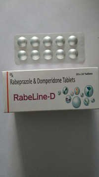 Rabeprazole + Domperidon Tablets