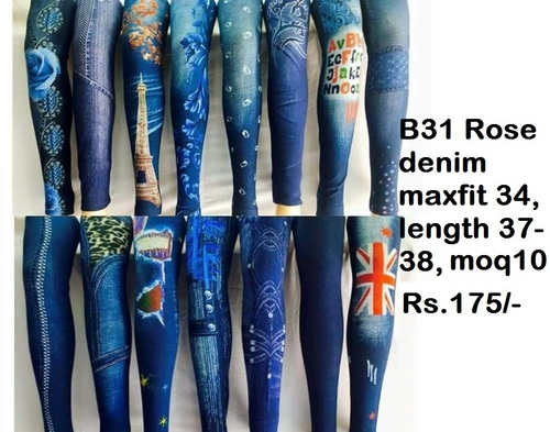 Imported Jeggings