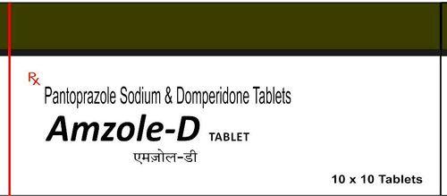 Pantoprazole + Domperidon Tablets