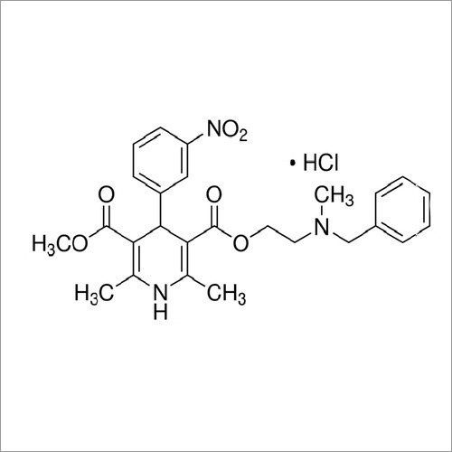 Nicardipine HCL
