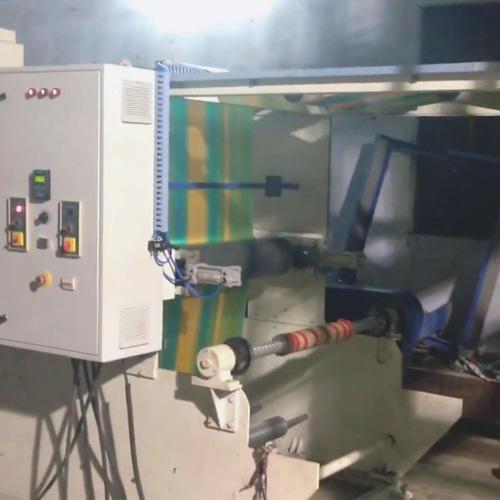 Blowing Film Pouch Machine