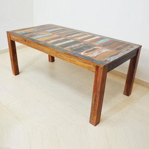 Wooden Reclaimed Bench