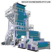 Blown Film Extrusion Line