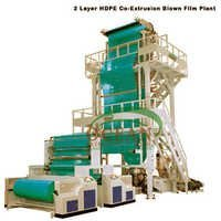 Two Layer LDPE Plant