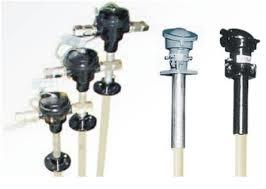 High Temperature Thermocouples