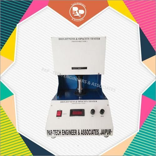 Photovolt Type Brightness Tester (Reflectance Meter)