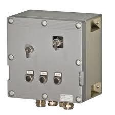 Flameproof Enclosure