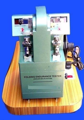 Folding Endurance Tester