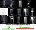 Acrylic Podium Manufacturer