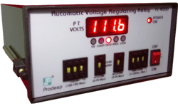 Automatic Voltage Regulating Relay AVR