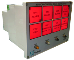 8 Window Annunciator