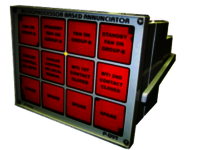 12 Window Annunciator