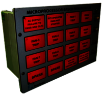 16 Window Annunciator
