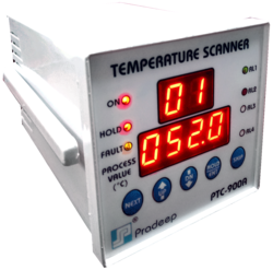 Temperature Scanners