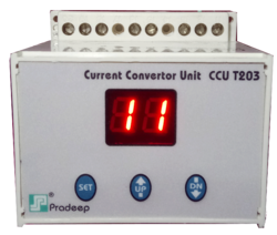 Current Converter Unit ( Transducer )