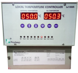 Digital Winding Oil Temperature Controller
