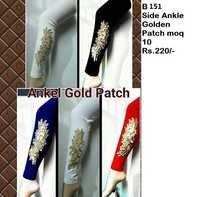 Side Ankle Golden