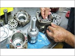Rexroth Hydraulic Pump Service