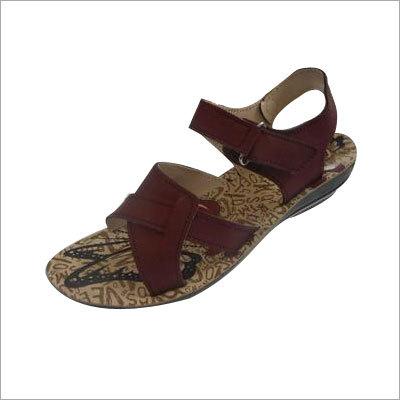 Ladies 3GS-25 Rexine Sandal