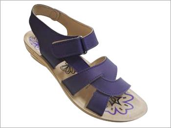 Ladies 3GS-26 Rexine Sandal