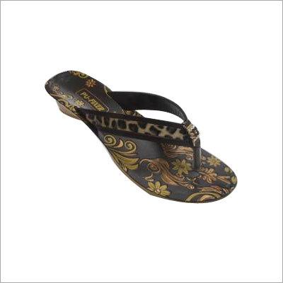 Ladies PU 2G Slippers