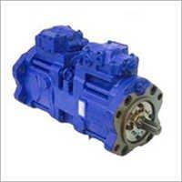 Kawasaki Hydraulikpumpe-Reparatur