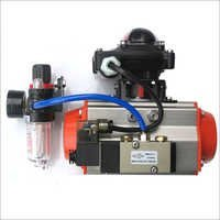 Pneumatic Actuated Operated Valve