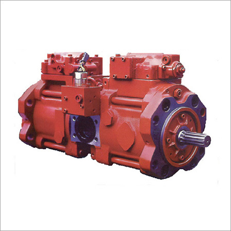 Hydraulic Pump Repair and Maintance