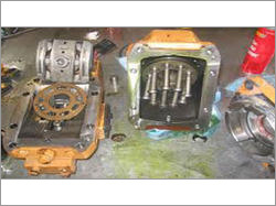 Danfoss Hydro Motor repair