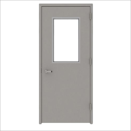 Fire Door With Mortise Lock
