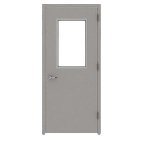Fire Door With Mortise Lock