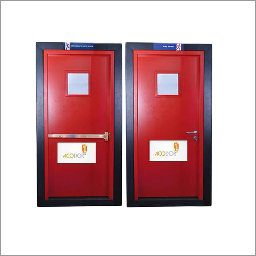 Fire Resistant Steel Doors