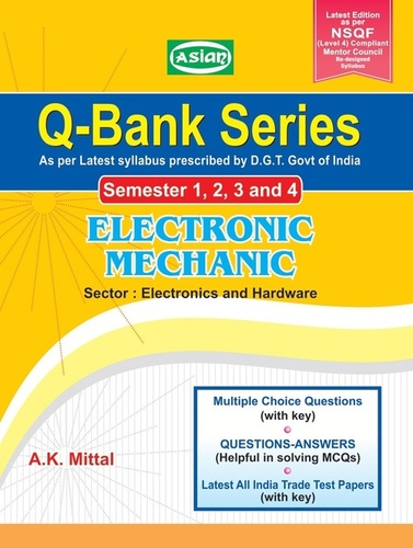 1000 ITI Question Answer Exporter, Manufacturer, Distributor