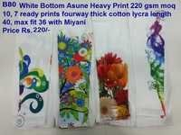 White Bottom Asune