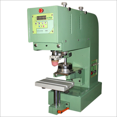 Single Color Pad Printing Machinery