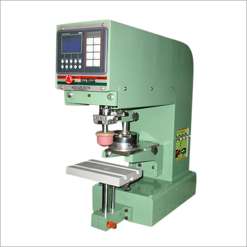 Cylinder Pad Printing Machine