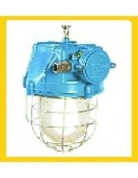 Flame Proof Well Glass Fixture