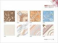 Ceramic Floor Telhas