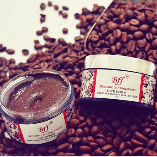 Face Coffee Scrub
